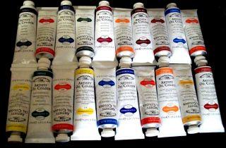 Winsor Newton Artists Oil Colours Color 37ml 1 25 FL oz Tubes