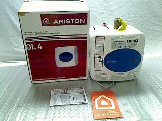Ariston 4 Gallon Point of Use Indoor Electric Mini Tank Water Heater
