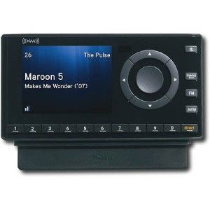 sirius xm onyx xdnx1v1 satellite radio receiver dock and play with car