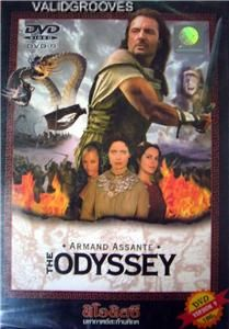 The Odyssey Armand Assante Homers Classic DVD