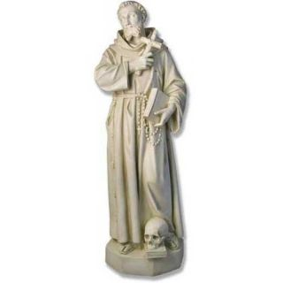 Statue St Francis of Assisi 63 Tall