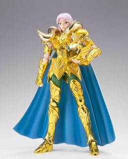 Saint Seiya Cloth Myth EX Athena Exclamation Gold Aries Leo Scorpio