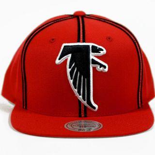 ATLANTA FALCONS Mitchell & Ness NJ31 Soutache XL Logo Snapback Hat