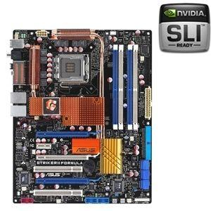 ASUS STRIKER II Formula NV nForce 780i SLI Ultimate Gaming LGA775 ATX