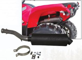 New Honda ATV Quiet Series Muffler Foreman Fourtrax Rancher MBRP