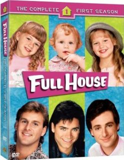 full house complete first season 1 one dvd new