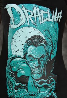 Restyle Count Dracula Tank Top T Shirt Top Gothic Vampire Goth