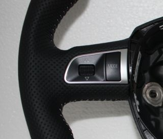 OEM Audi RS5 S5 A5 Leather Sport Steering Wheel Paddles