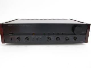 Denon PRA 1000 Precision Audio Component Stereo Pre Amplifier