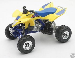 Suzuki Ltr 450 Quad Die Cast Replica LTR450 ATV Parts
