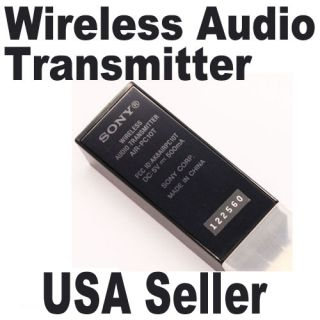 New Sony Air PC10T Wireless Audio Transmitter Receiver