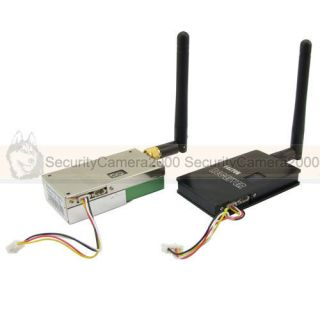 Wireless Video and Audio Transmitter Receiver Kit Real Time FPV