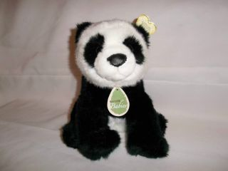 Aurora World 10 Mei Panda Bear Toy Nature Babies 30715 Plush New w