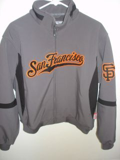 San Francisco SF Giants Authentic Collection Majesic Jacket