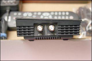 DIAMOND ATI TV WONDER HD 650 DUAL TUNER USB DIGITAL & ANALOG TV TUNER