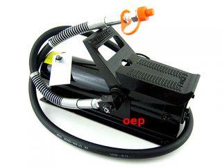 10 Ton Air Hydraulic Pump Shop Repair Auto Body Frame