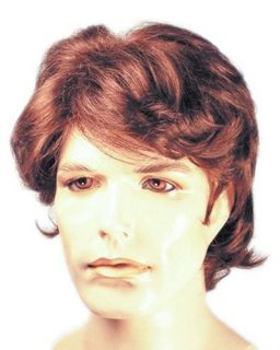 austin powers deluxe mens costume wig