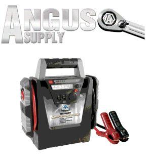 Automotive Battery Car Booster Pack Vehicle Jump Starter Jumpstart 900