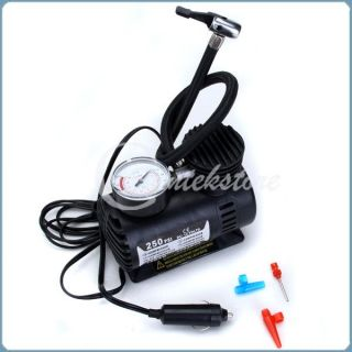 Car Auto Electric Pump Air Compressor Tire Inflator 12V High Quality