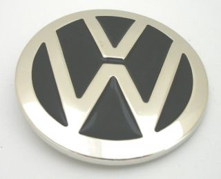BRAND NEW VOLKSWAGEN VW LOGO GERMAN CAR AUTO METAL BELT BUCKLE