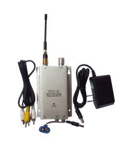 Wireless AV Receiver for Surveillance CCTV Camera S29