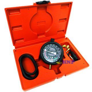 Automotive Car Caburetor Fuel Pump Vacuum Valve Diagnose Tester 3 1 2