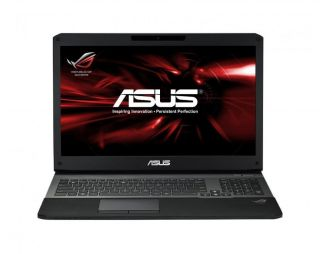 ASUS G75VW AS71 17.3 Inch ROG Laptop with Accessories (Black)