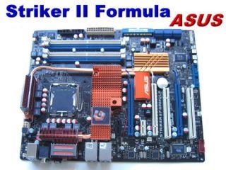 Asus Striker II Formula nForce 780i SLI 775 Motherboard