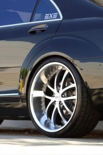 19 AXIS Konvex Machine Face Wheels Rims Fit INFINITI G37 SEDAN X AWD