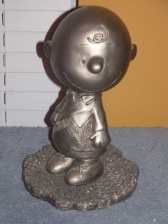 Retired Austin Sculpture Peanuts Charlie Brown