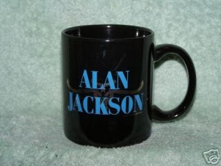 Coffee Mug Mugs Dinnerware Alan Jackson Collectible