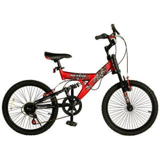 Avigo Open Force 20 inch BMX Bike Boys