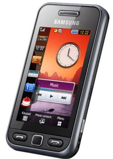 New Samsung S5230 Black Touch Screen ATT T Mobile Phone
