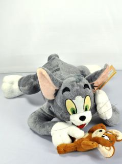 30cm Tom and Jerry Soft Plush Doll Toy New