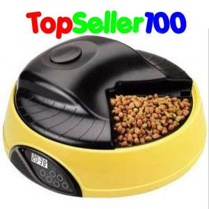 Meals Tray Automatic Pet Dog Cat Feeder Programmable