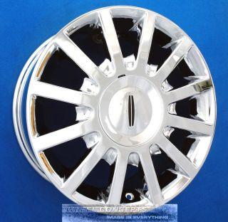 Lincoln own Car 17 inch Chrome Wheels Rims New