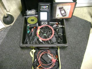 INTERRO OMITEC PDA 2000 AUTOMOTIVE LAB SCOPE WITH IGNITION MODULE