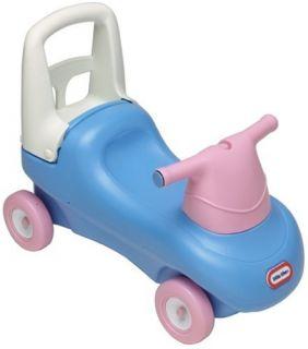Little Tikes Kid Push Ride Walker Baby Toddler Walker Ride On Toy w