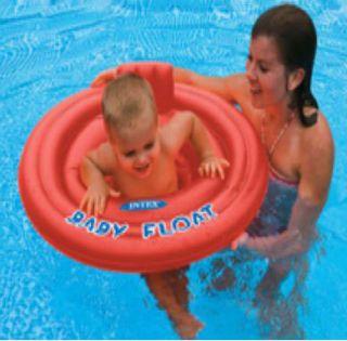 Disney Princess Pink Inflatable Swimming Pool Baby Float