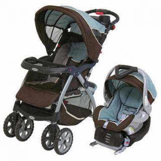 Baby Trend Skylar TS19045 Infant Travel System Stroller