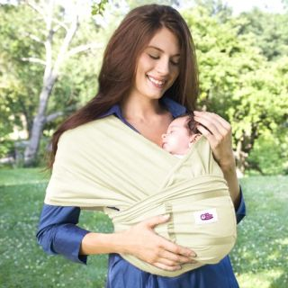 My Baby Nest Cotton and Lycra Baby Carrier Large Extra Large Earth
