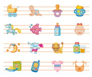 Icons Logos Symbols Clipart Images Vector Clip Art CD