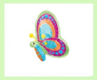 Butterfly Birthday Baby Shower Party Supplies Balloons