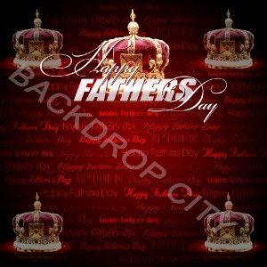 x8 Fathers Day Holiday Club Hip Hop Background Backdrop