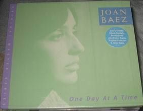 Joan Baez One Day at A Time USA CD SEALED Remastered