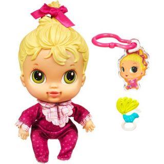 BABY ALIVE CRIB LIFE Set/Lot of 2 Dolls~Ella Song & Sarina Cutie