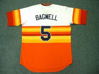 jeff bagwell houston astros cooperstown jersey xxl