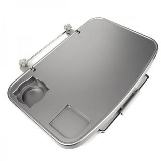 Portable Car Seat Mount Tray Laptop Table Cup Holder