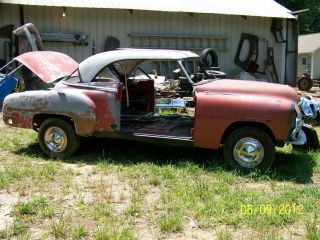 Vintage 1958 ford edsel citation 2 door hardtop car automobile for 1950 chevy belair 2 door hardtop