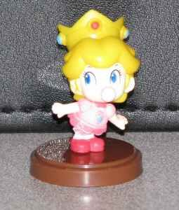 auctions presents furuta super mario bros wii baby peach figure nes